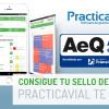 SELLO Autoescola De Qualitat Practicavial 1