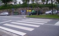 Paso De Peatones Sin Semaforo