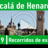 ALCALÁ DE HENARES– Recorrido ALCALÁ DE HENARES Madrid Practicavial