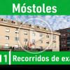 Mostoles – Recorrido Móstoles Madrid Practicavial