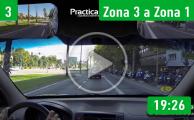 Recorrido De Examen Barcelona Zona 3 A ZONA 01 Practicavial
