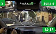 Recorrido De Examen Barcelona Zona 4 La Font De La Guatlla Practicavial