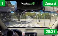 Recorrido De Examen Barcelona Zona 6 Montjuic Y Poble Sec Practicavial