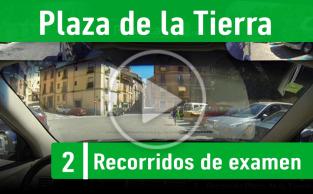 Plaza De La Tierra – Recorrido Segovia Practicavial