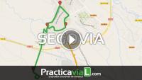 Mapas Video Segovia