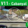 V11 Cabanyal Recorrido De Examen Valencia PracticaVial