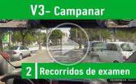 V3 Recorrido De Examen Valencia PracticaVial