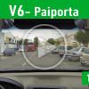 V6 Paiporta Recorrido De Examen Valencia PracticaVial