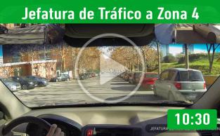 Jefatura De Tráfico A Zona 4 Merinals Practicavial