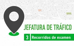 Recorrido De Examen JEFATURA DE TRÁFICO SABADELL PracticaVial