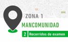Recorrido De Examen Zona1 Mancomunidad SABADELL PracticaVial