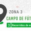 Recorrido De Examen Zona3 CAMPO DE FUTBOL SABADELL PracticaVial