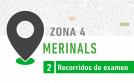 Recorrido De Examen Zona4 MERINALS SABADELL PracticaVial