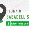 Recorrido De Examen Zona8 SABADELL SUD PracticaVial