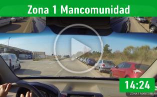 Zona 1 Mancomunidad Practicavial