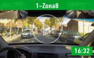 Zona 8 Sabadell Sud – Recorrido 1 Practicavial
