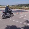 1 Mover La Moto En Un Espacio Reducido PracticaVial