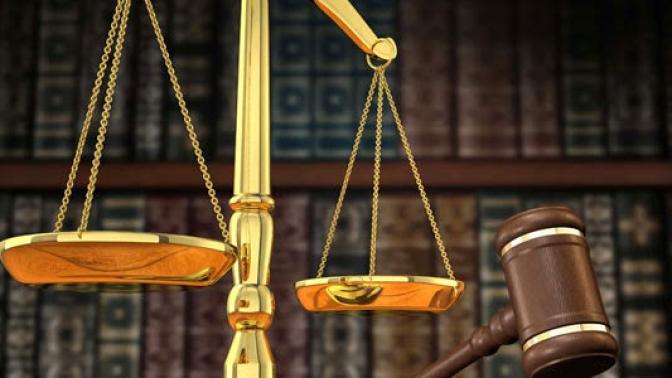 libros de derecho, balanza
