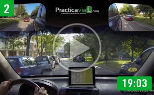 2 Recorrido De Examen Girona PracticaVial