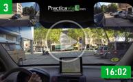 3 Recorrido De Examen Girona PracticaVial