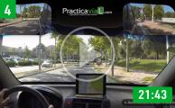 4 Recorrido De Examen Girona PracticaVial