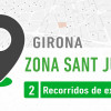 Recorrido De Examen ZONA SANT JULIÀ Girona PracticaVial