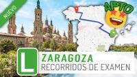 Poster Frame Zaragoza