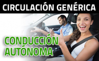 Circulacion Conducción Autónoma Practicavial
