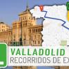 Recorrido Valladolid