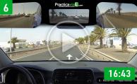 6. Recorrido Playa Honda IdaLanzarote PracticaVial