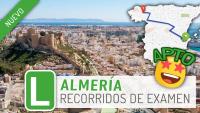 PracticaVial recorrido Almería