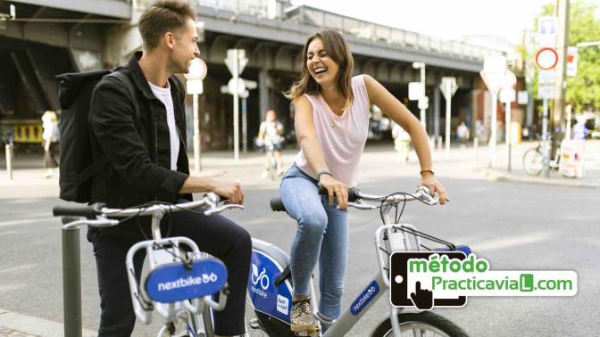 examen bicicleta DGT 2021