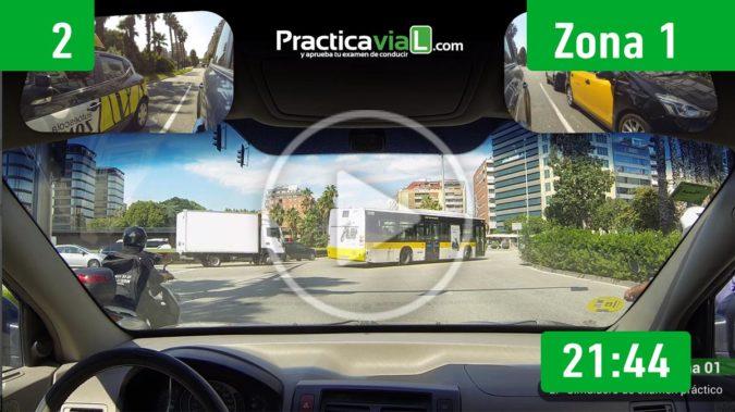 5.-Recorrido Zona 01 - Gran Vía y Zona Franca
