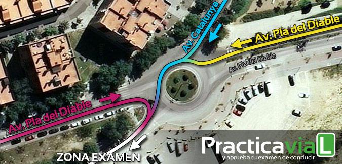 entrada-zona-examen-Vilafrancavial
