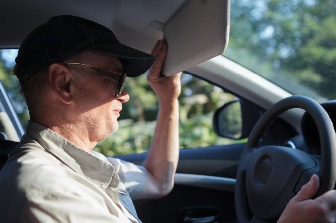 Cuidado al conducir los días de calor