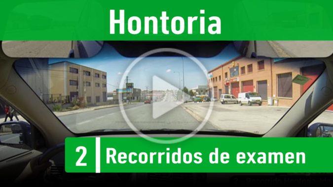 Recorrido 1.- Hontoria