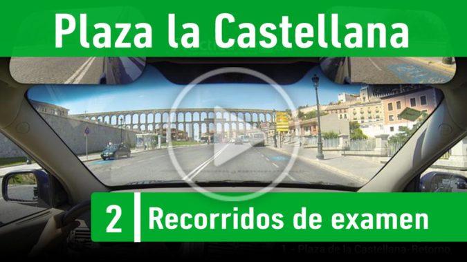 Plaza la Castellana