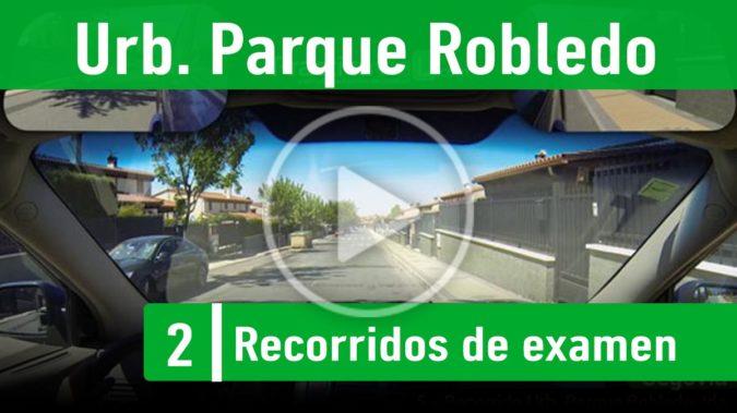 Recorrido 4.- Urb. Parque Robledo