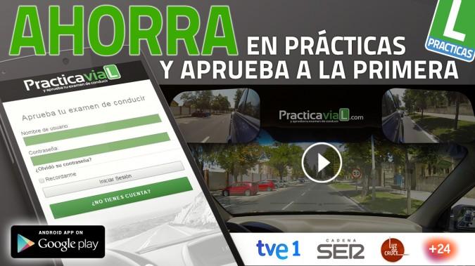 ¡¡NUEVO!! WEB-APP de PracticaVial.com