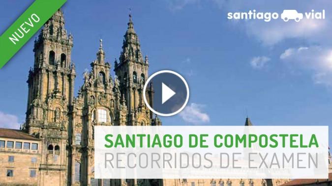 ¡NUEVO! ZONA DE EXAMEN SANTIAGO DE COMPOSTELA