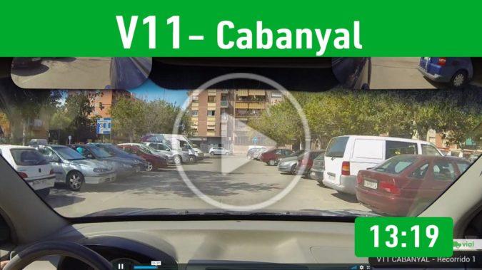 V11  Cabanyal