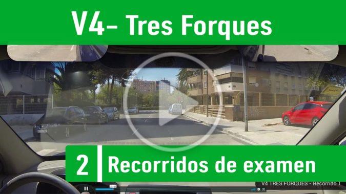 V4 Tres Forques