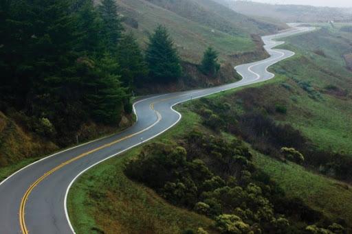 2 Circulación - Carretera de Curvas