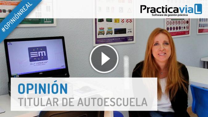 Autoescuela Euromotor Opinión PracticaVial