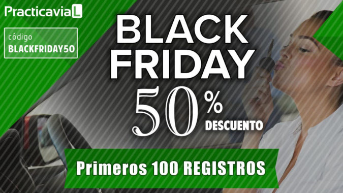 Black Friday Practicavial