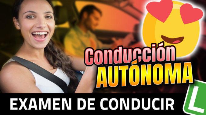 Examen de conducir: supera la prueba de conducción autónom…