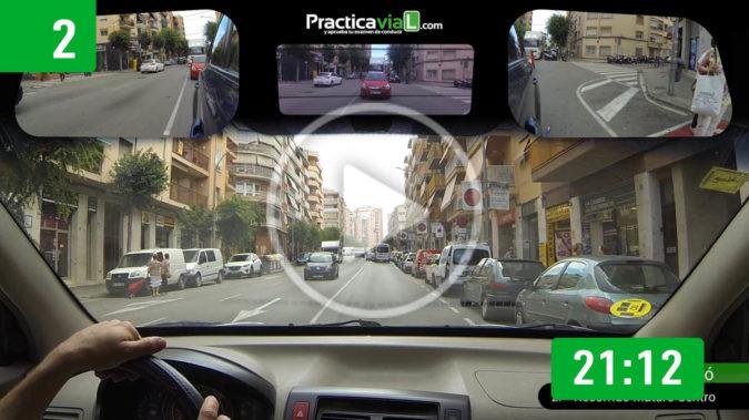 5.-Recorrido de examen - Zona 01 Mataró Centro