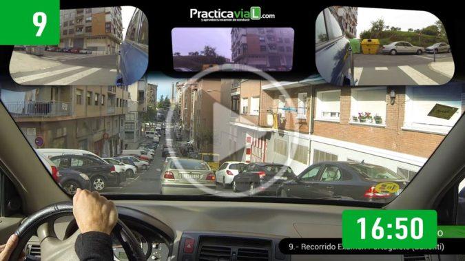 9- Recorrido Examen Portugalete (Ballonti)