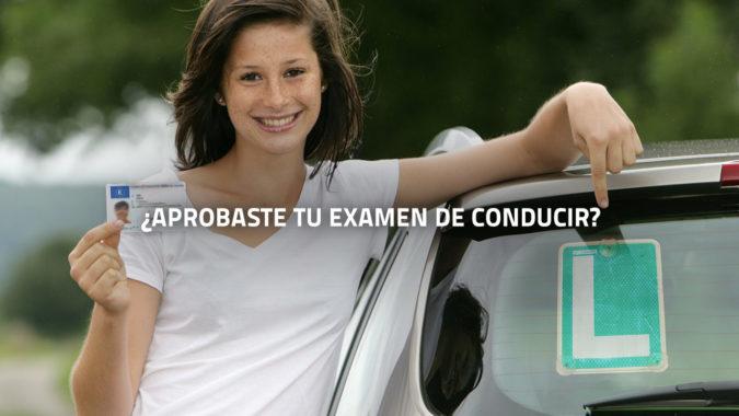 ¿Qué fallos te harán suspender el examen de conducir?