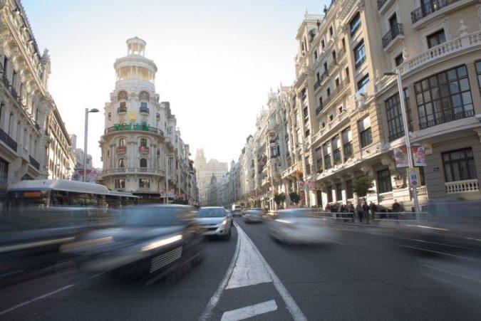 ¿Cómo aparcar en Madrid? Zona azul, verde, Madrid Central …